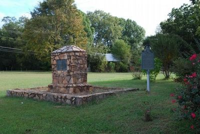 Town Of Cassville Marker image. Click for full size.