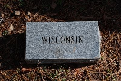 Wisconsin Marker image. Click for full size.