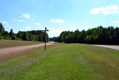 Osburn Stand Turnoff<br>on the Natchez Trace Parkway image. Click for full size.