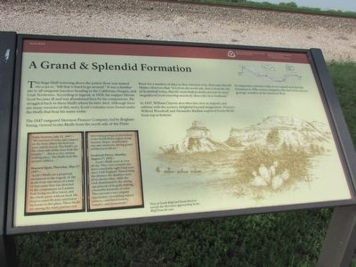 A Grand & Splendid Formation Marker image. Click for full size.