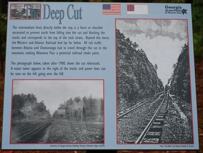 The Deep Cut Marker image. Click for full size.
