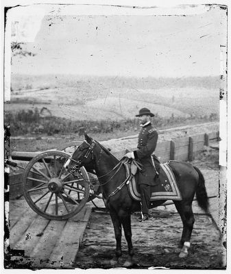 William T Sherman image. Click for full size.