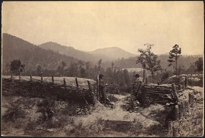 Georgia, Allatoona Pass image. Click for full size.