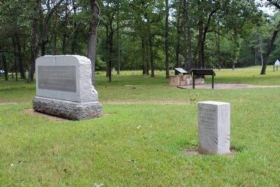 2nd Tennessee Infantry Marker image. Click for full size.