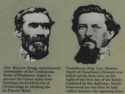 Braxton Bragg & Preston Smith image. Click for full size.