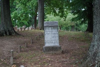 Alabama Marker image. Click for full size.