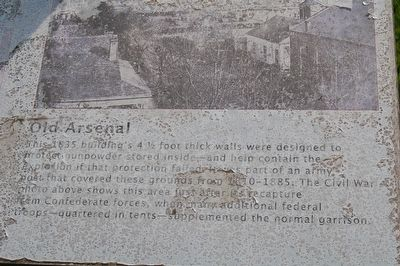 Old Arsenal Marker image. Click for full size.
