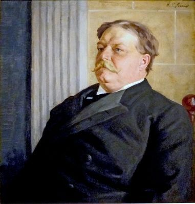 William Howard Taft image. Click for full size.