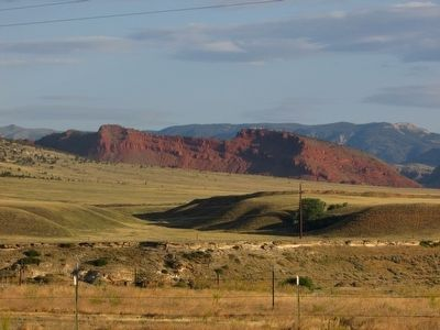 Red Butte image. Click for full size.