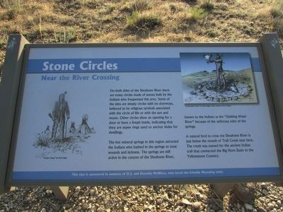 Stone Circles Marker image. Click for full size.