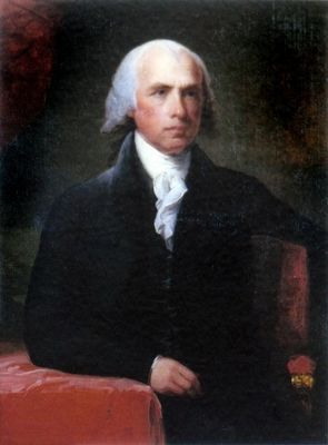 James Madison image. Click for full size.