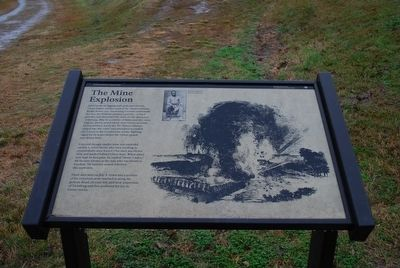The Mine Explosion Marker image. Click for full size.