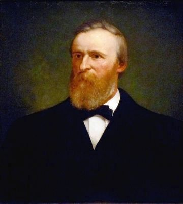 Rutherford B. Hayes image. Click for full size.