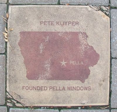 Pete Kuyper Marker image. Click for full size.