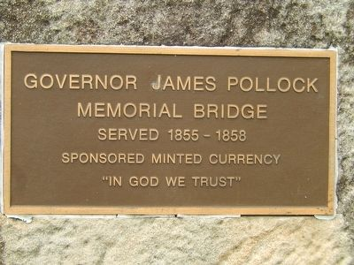 James Pollock Bridge image. Click for full size.