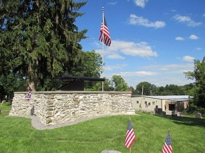 Nunda Soldiers' Monument image. Click for full size.