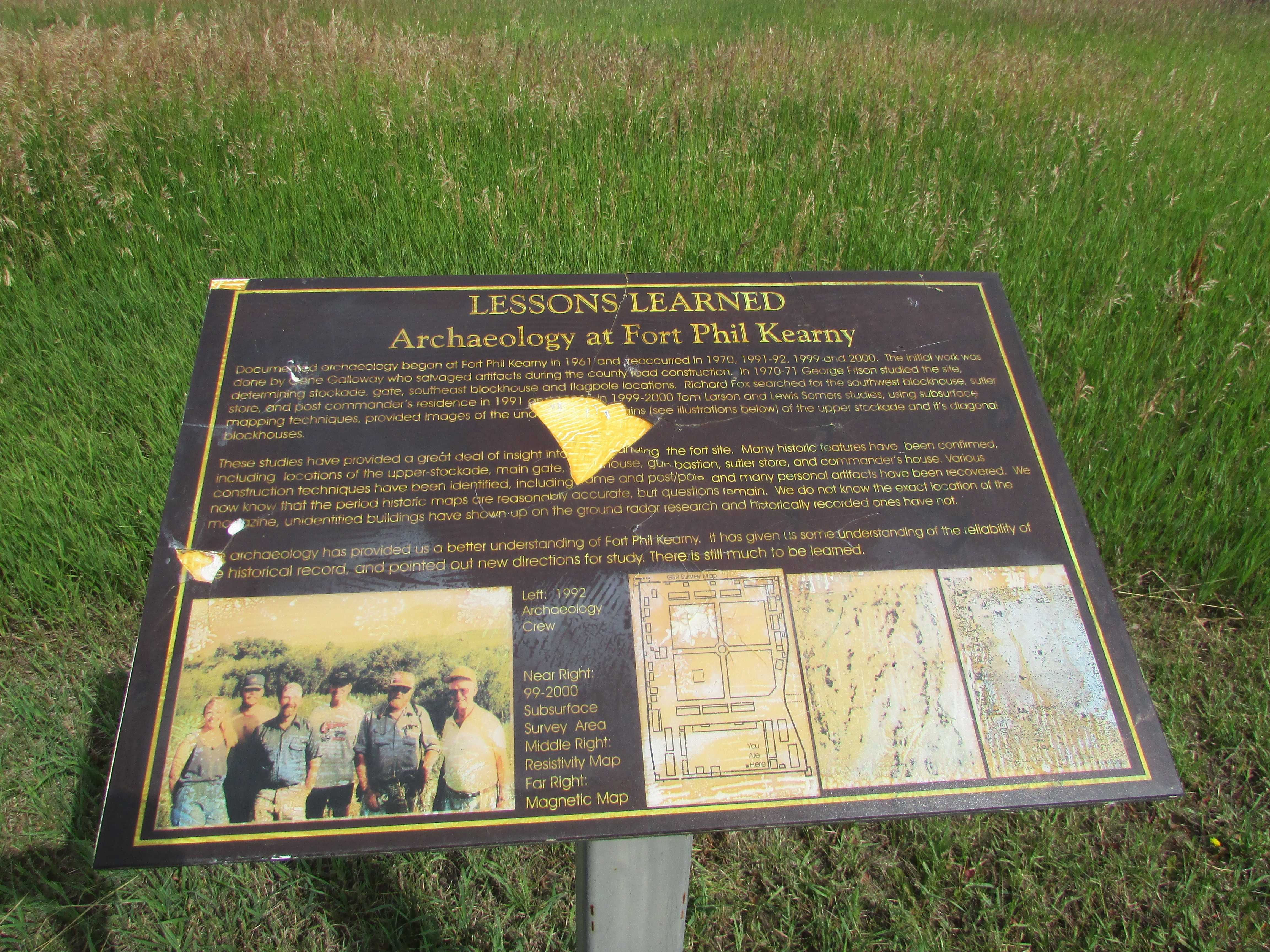 Lesson Learned Marker