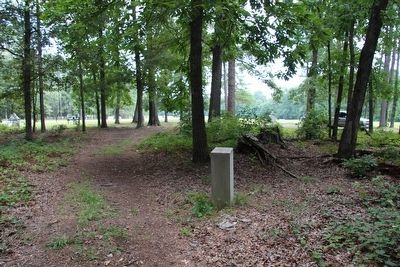 23rd Battalion Tennessee Infantry Marker image. Click for full size.