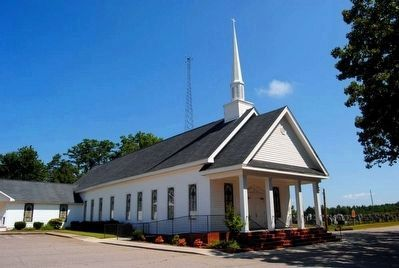 Damascus Baptist Church image. Click for full size.