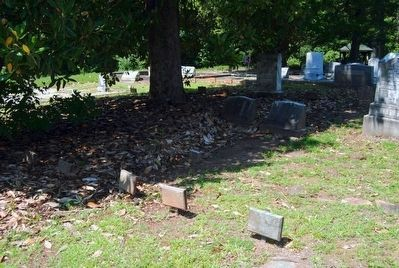 Shiloh Methodist Church Graveyard image. Click for full size.