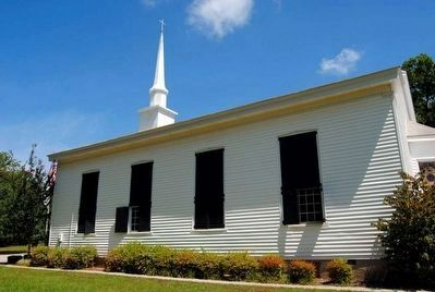 Shiloh Methodist Church image. Click for full size.