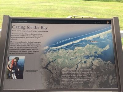 Caring for the Bay Marker image. Click for full size.