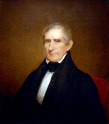 William Henry Harrison image. Click for full size.