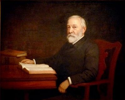Benjamin Harrison image. Click for full size.