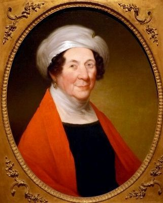 Dolley Madison image. Click for full size.