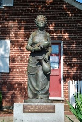 Jennie Wade Marker image. Click for full size.