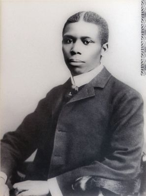 Paul Laurence Dunbar image. Click for full size.