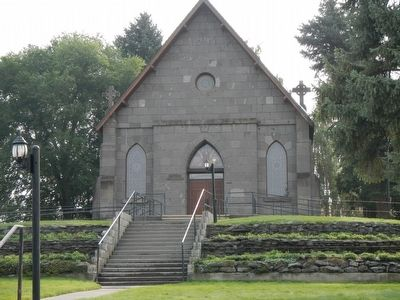 Sacred Heart Catholic Church image. Click for full size.
