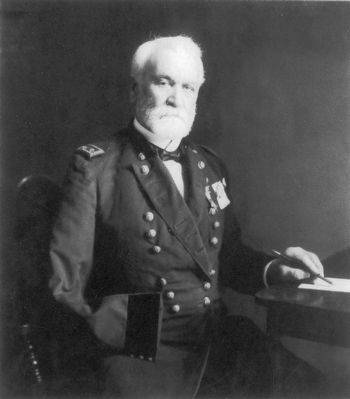 General Oliver Otis Howard image. Click for full size.