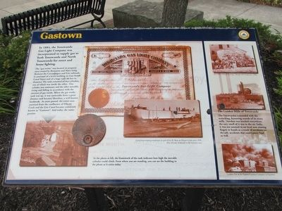 Gastown Marker image. Click for full size.