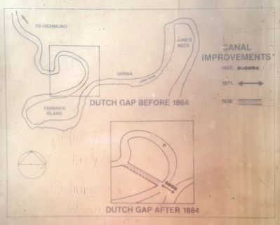 Dutch Gap Map image. Click for full size.