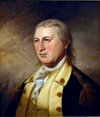 General Horatio Gates image. Click for full size.
