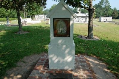 Immaculate Conception Church - Chenal Cemetery Marker image. Click for full size.