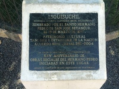 Esquisuchil Marker image. Click for full size.