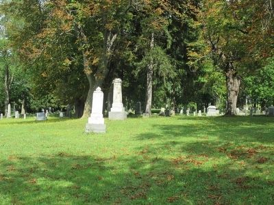 Cold Spring Cemetery image. Click for full size.