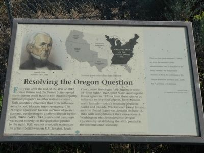 Resolving the Oregon Question Marker image. Click for full size.