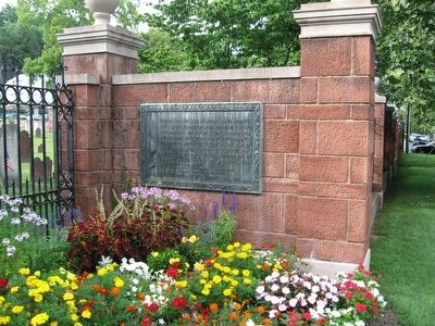 Simsbury World War I Memorial image. Click for full size.