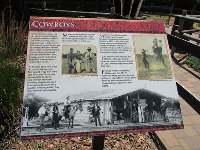 Cowboys Marker image. Click for full size.