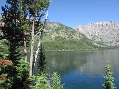 Jenny Lake image. Click for full size.