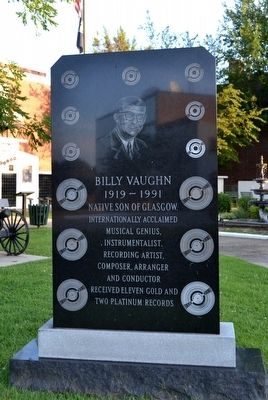 Billy Vaughn Marker image. Click for full size.