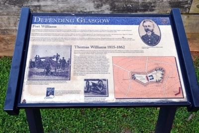 Defending Glasgow Marker image. Click for full size.