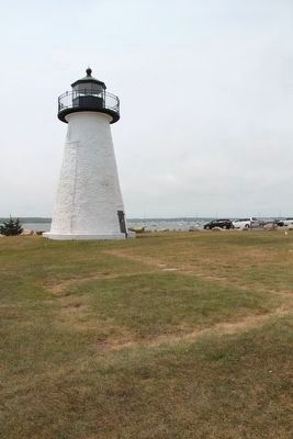 Ned's Point Light image. Click for full size.