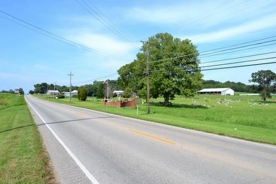 View to Northeast from S. Dixie Highway (US 31W) image. Click for full size.