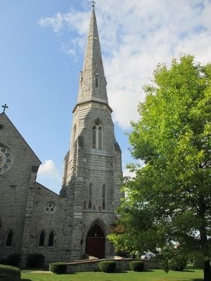 Saints Peter and John Episcopal Church image. Click for full size.