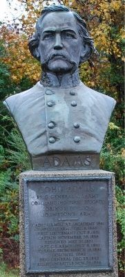 John Adams Memorial image. Click for full size.