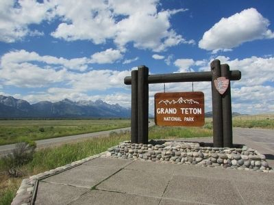 Grand Teton National Park image. Click for full size.
